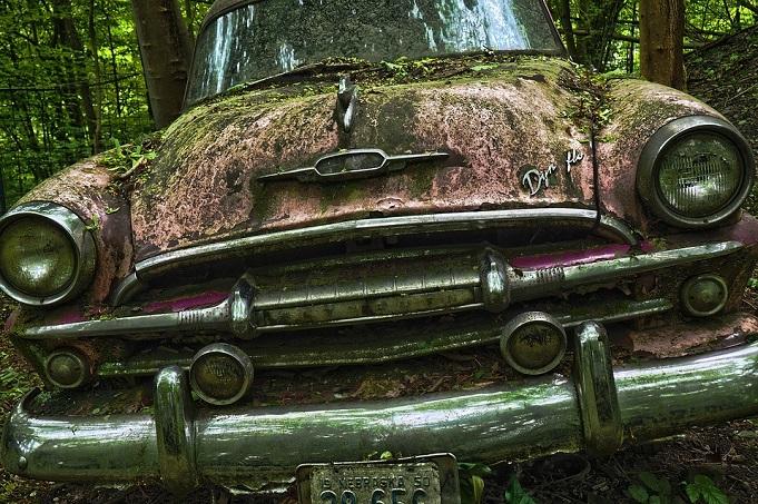 auto wrak
