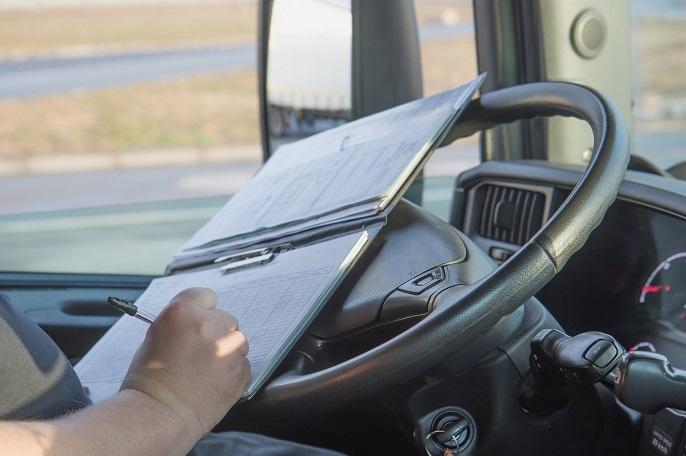 ewidencja czasu pracy kierowcy